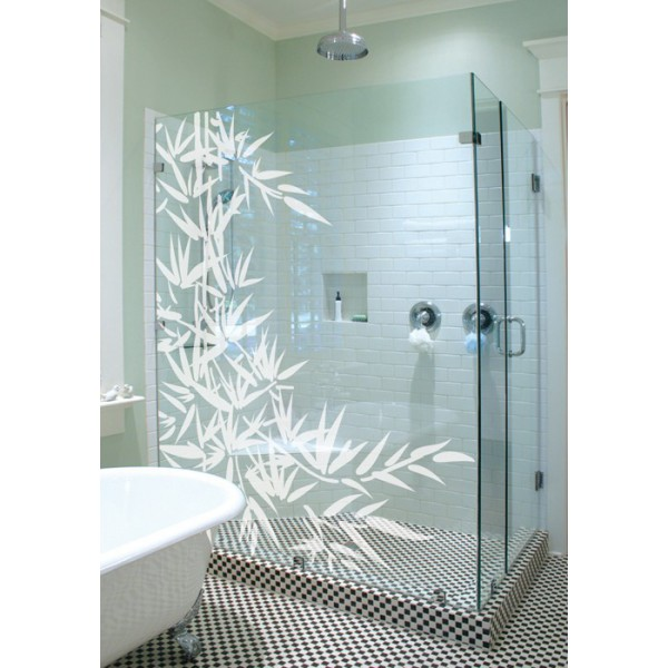Stickers miroir salle de bain for Miroir stickers