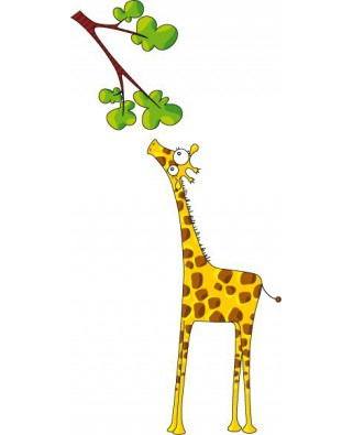 Stickers Madame Girafe