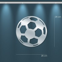Miroir ballon de football